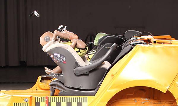 Child Car Seat Crash Tests Rearfacing Ie
