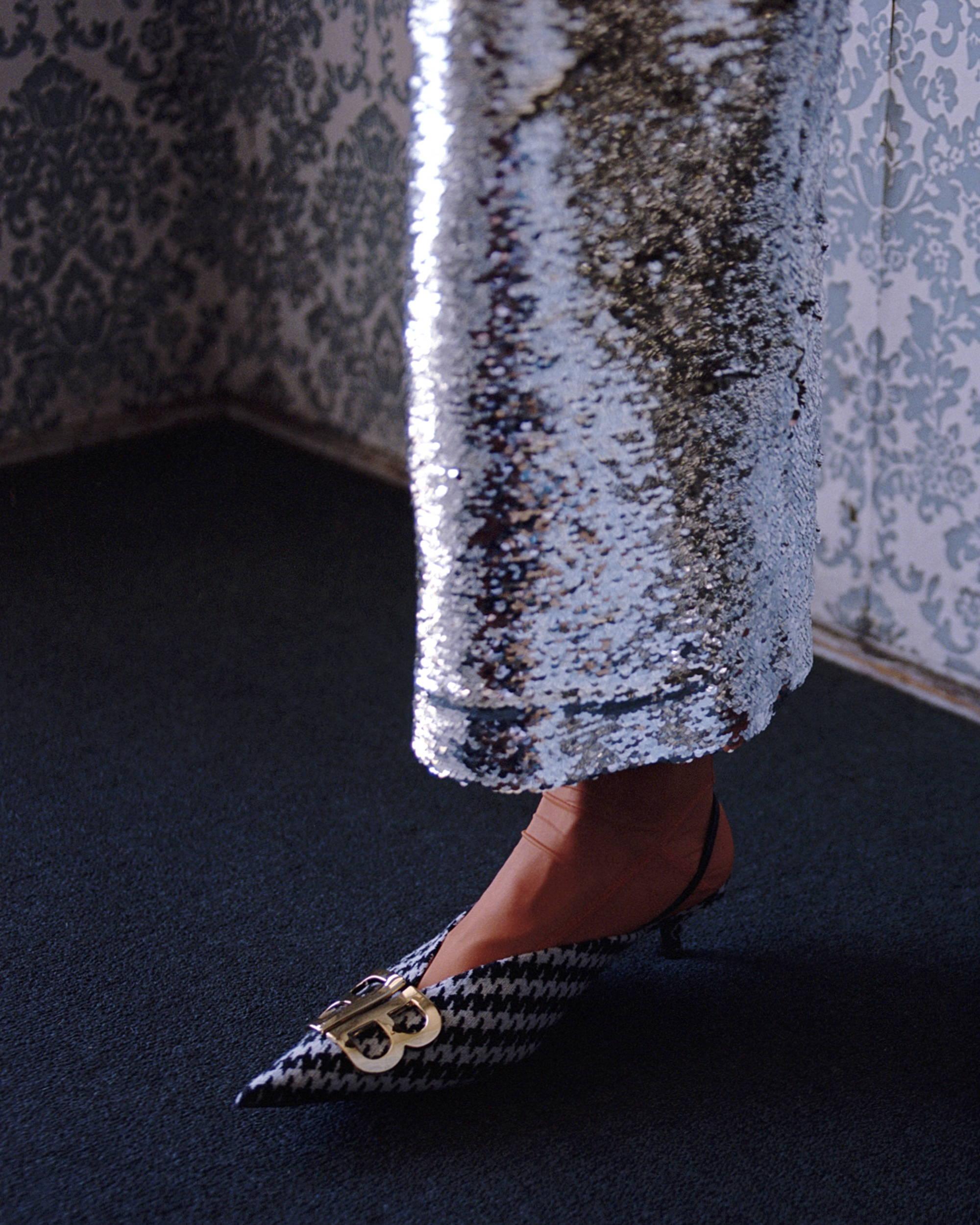 Nicolas Lecourt Mansion Glitter Jumpsuit F/W18 - Hlorenzo