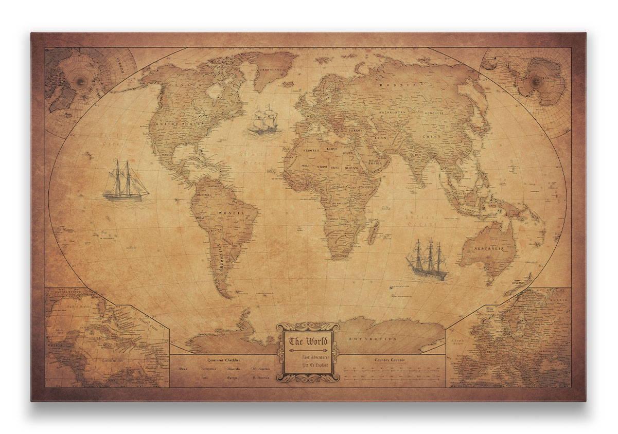 Conquest Maps Winkel Tripel