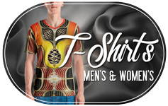 Mens and Womens Digital Print T-shirts