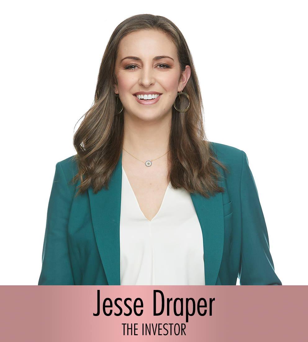 JESSE DRAPER - The Investor