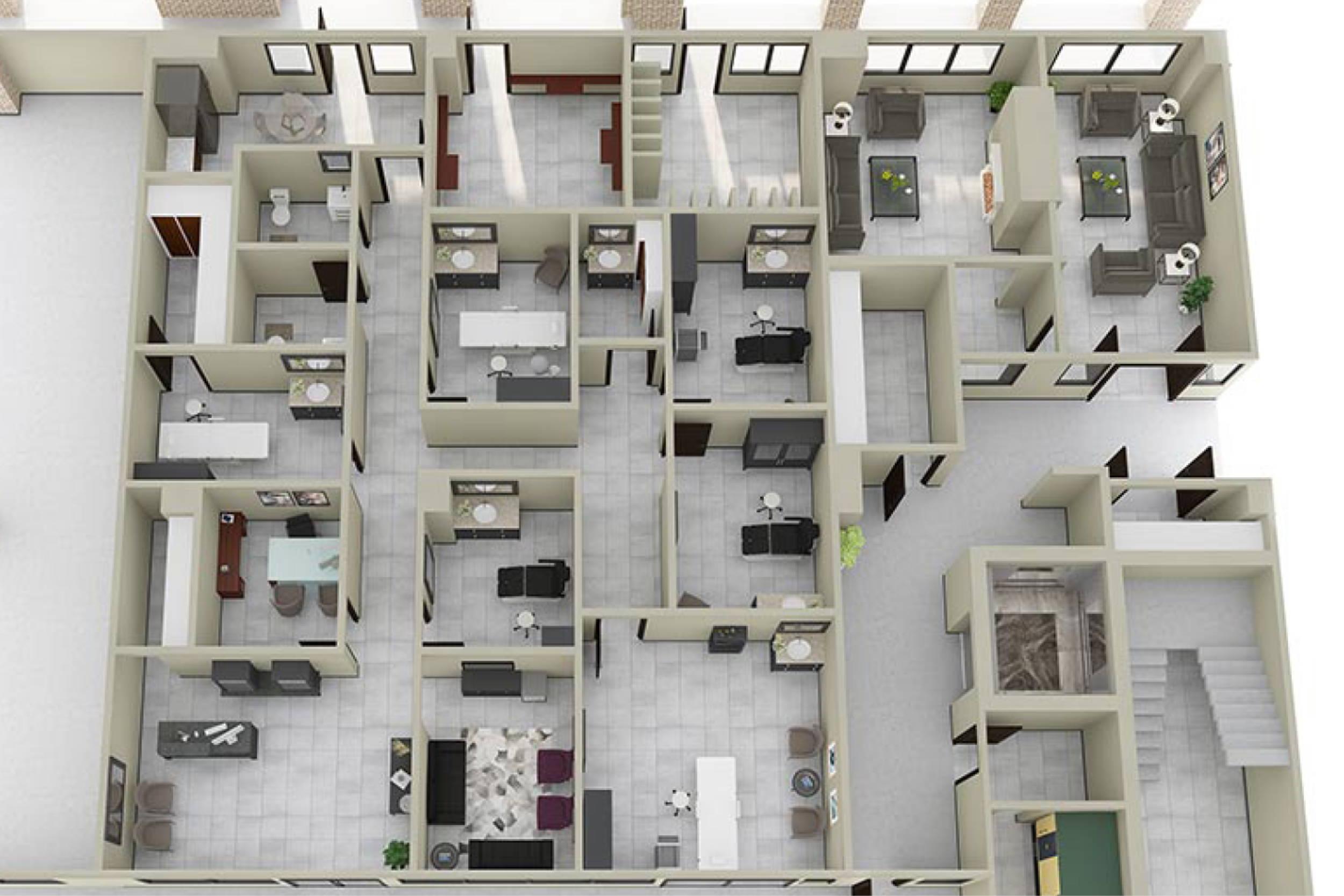 3D Floor Plans: Professional Floor Plan