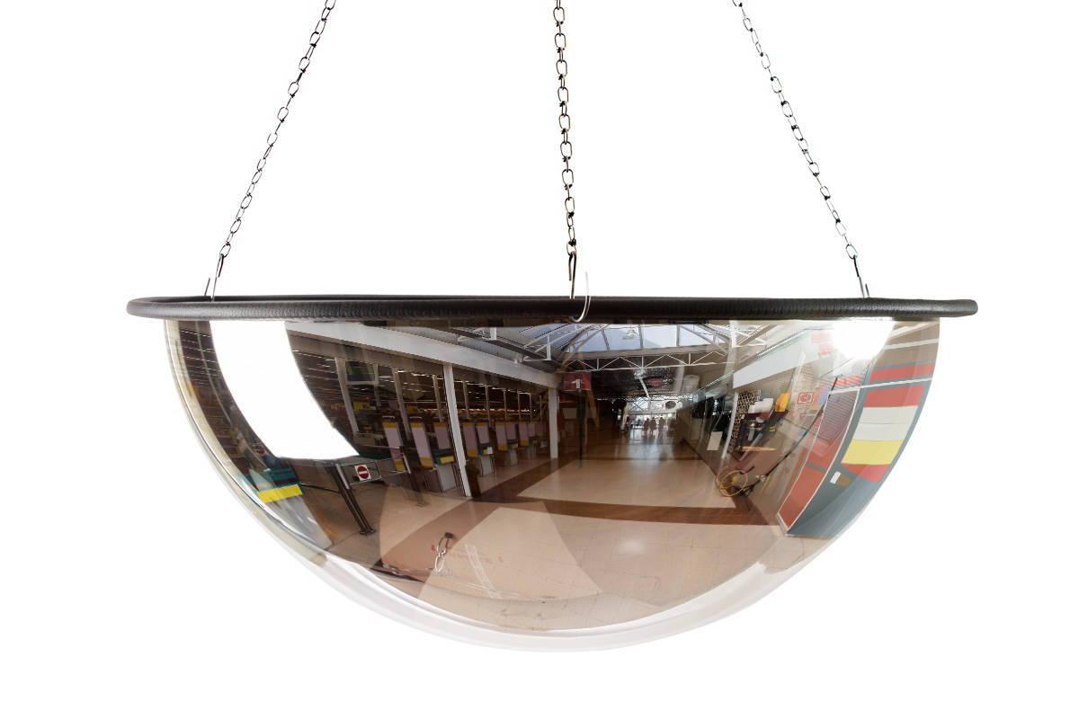 miroirs de sécurité en dôme