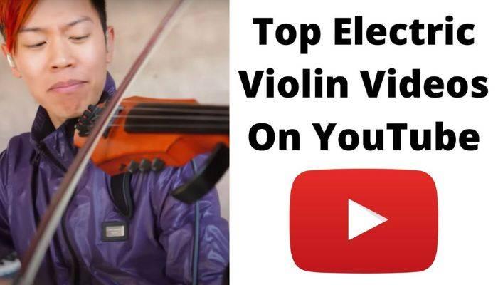 Top Electric Violin Videos