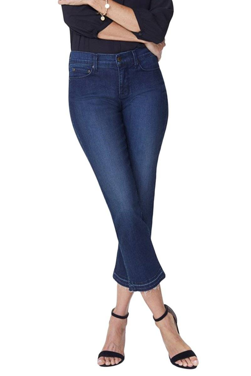Marilyn Straight leg Jeans NYDJ wardrobe fashion
