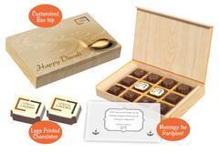 Diwali gift for corporate (12 Chocolates - 100 Box)
