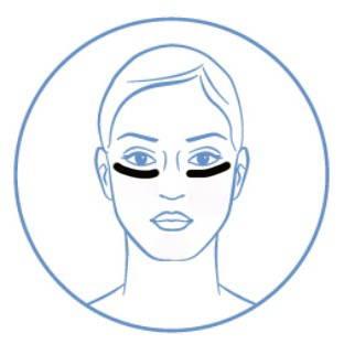 Image of someone with dark circles
