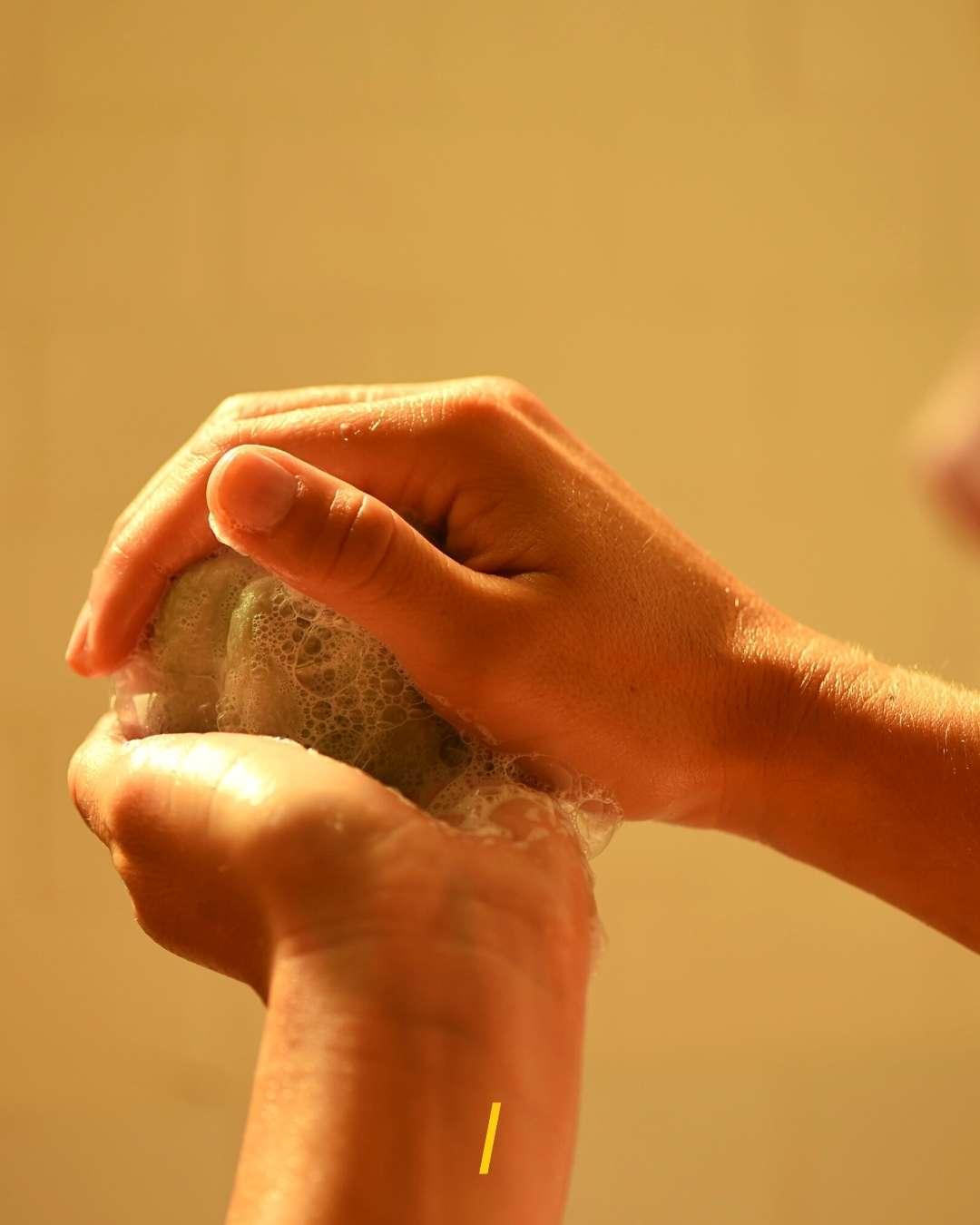 Le shampoing solide doux - Umai