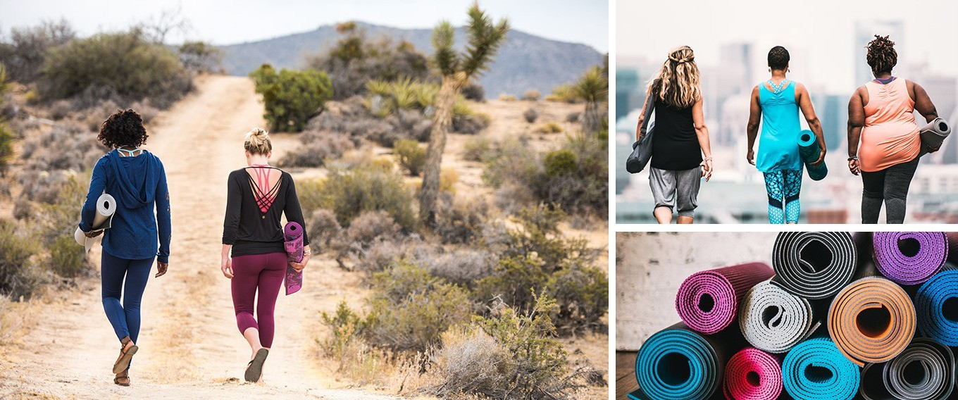 Find the perfect yoga mat for you