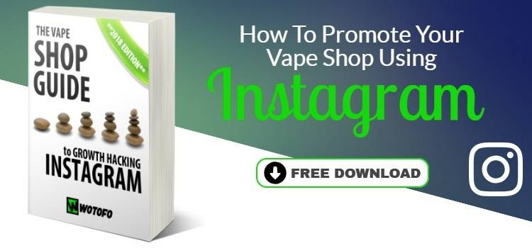 vape shop instagram marketing guide