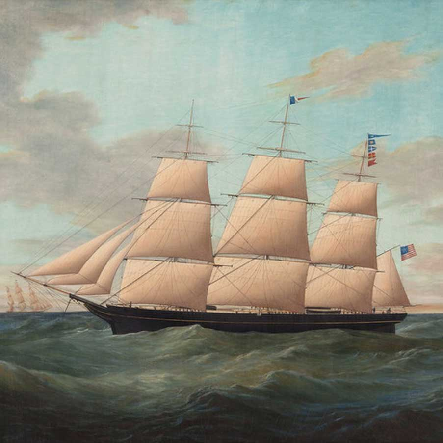 James Edward Buttersworth Art