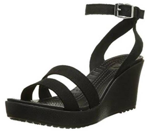 Crocs Leigh Wedge Sandal