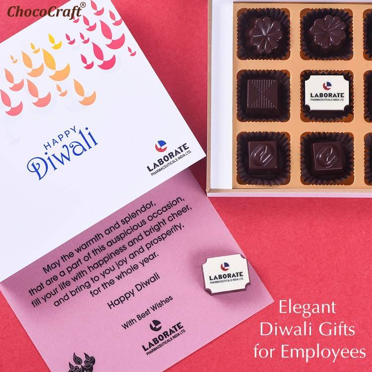 Elegant Diwali Gifts for Employees Banner (Mobile)