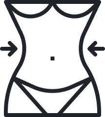 flatter tummy