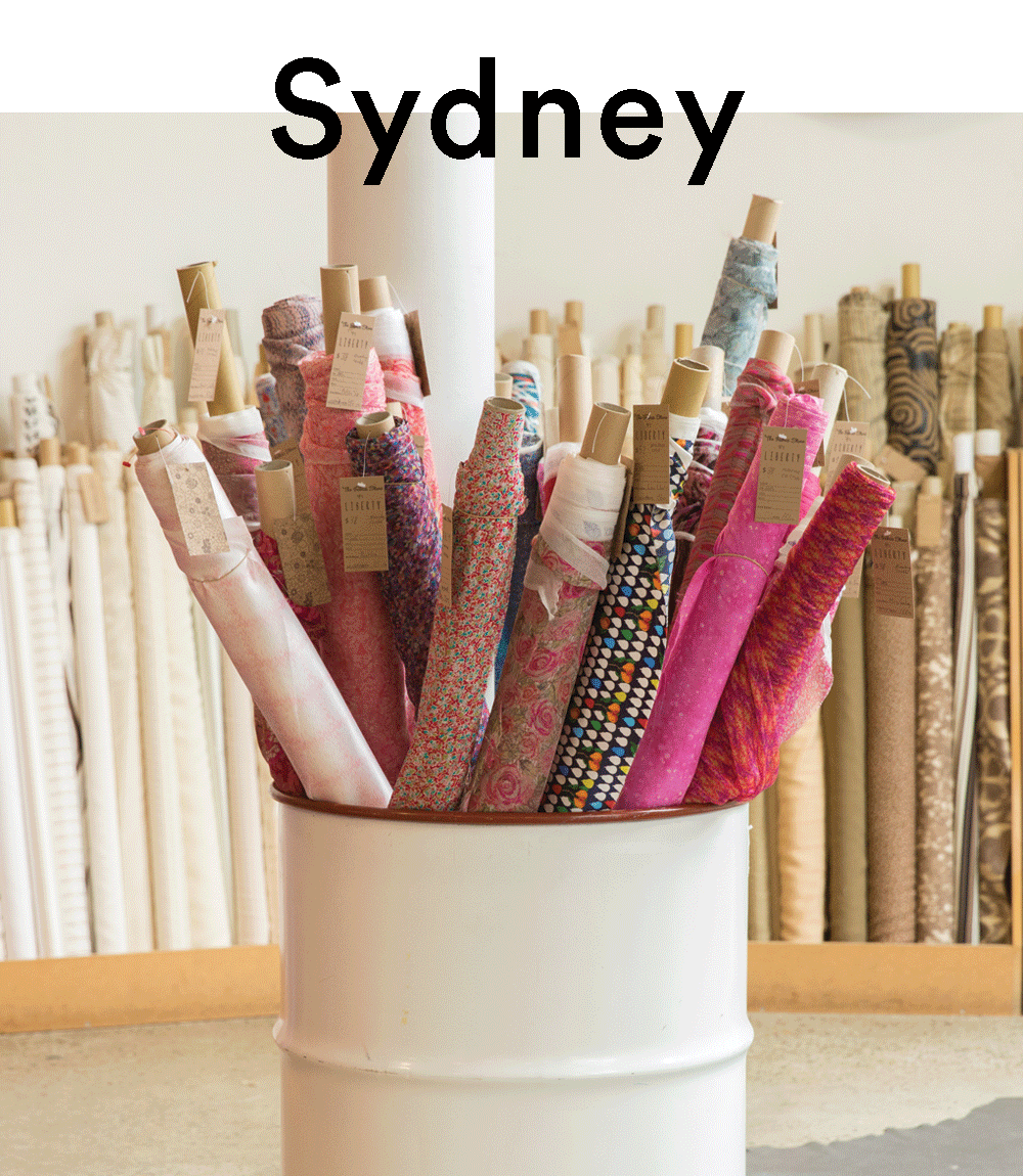 The Fabric Store Sydney