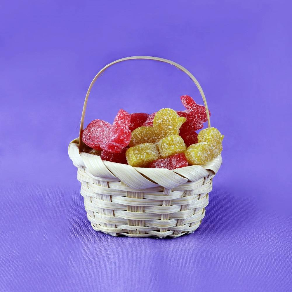 Sour Punch Chicks & Bunnies Easter Candy