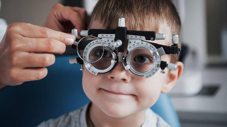 does my child need eyeglasses