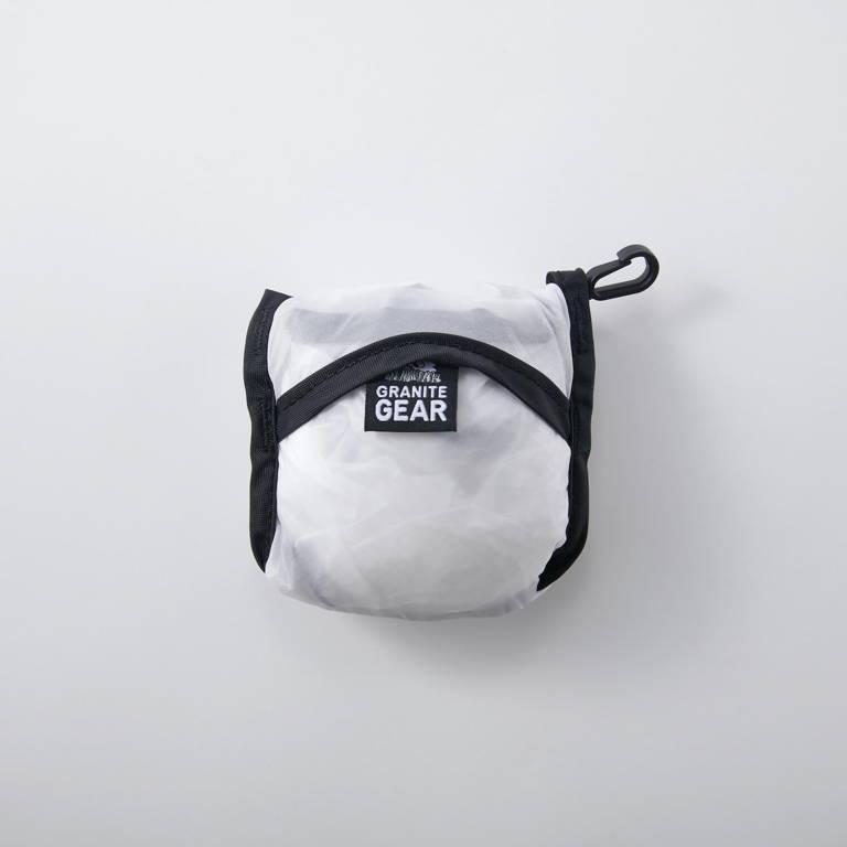 GRANITEGEAR(グラナイトギア)/エアグロッセリーバッグ/ホワイト