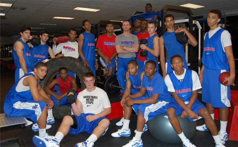 DeMatha High School Vertical Jump Program