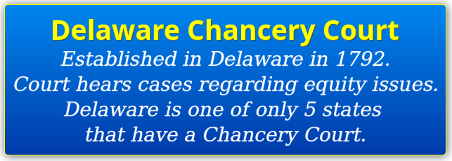 delaware chancery court