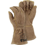 Leather Welding Gloves from X1 Safety