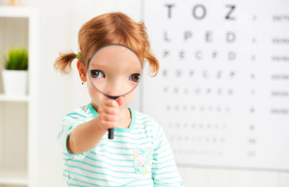 Some Questions about Children's Vision