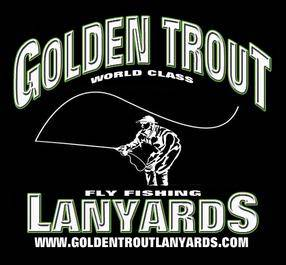 Golden Trout Lanyards