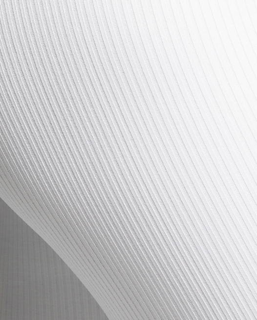 Close-up swatch of Ribbed Fabric