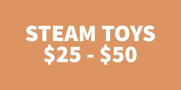 STEM TOYS $25 - $50