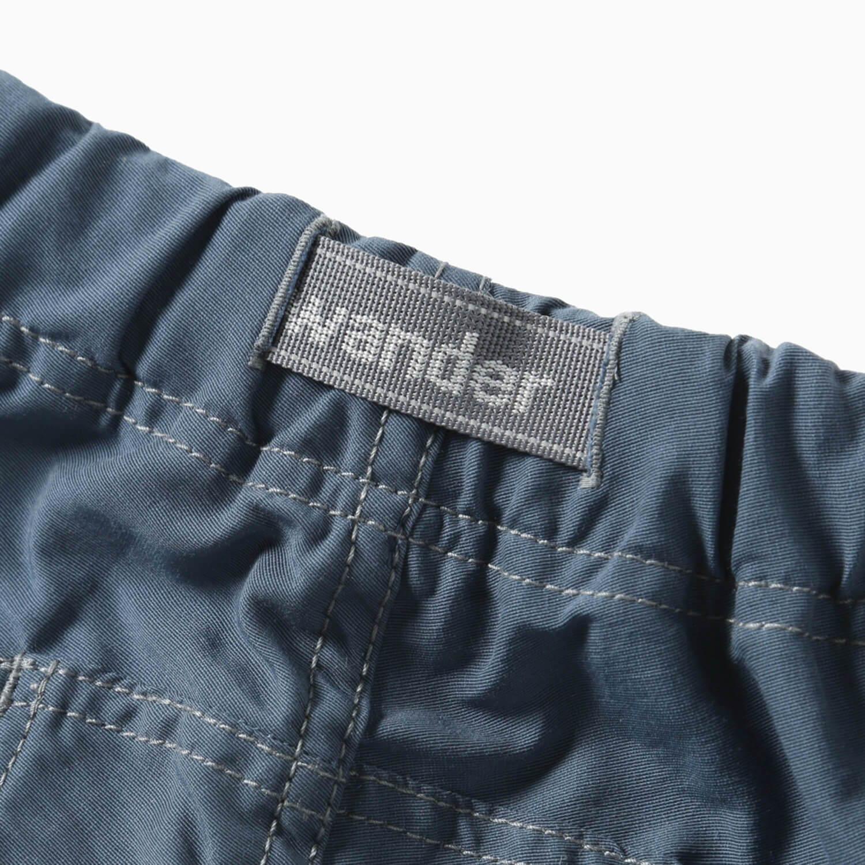 andwander(アンドワンダー)/60/40クロスショートパンツ/ベージュ/UNISEX