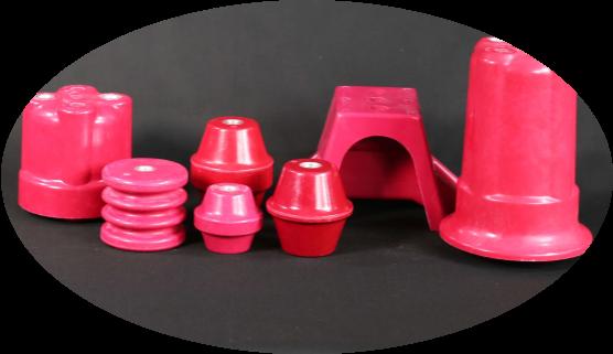 Polyester Standoff Insulators