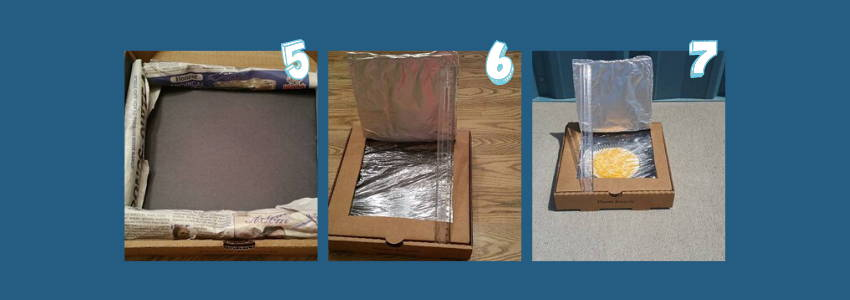 How to build a solar oven Home Science Tools