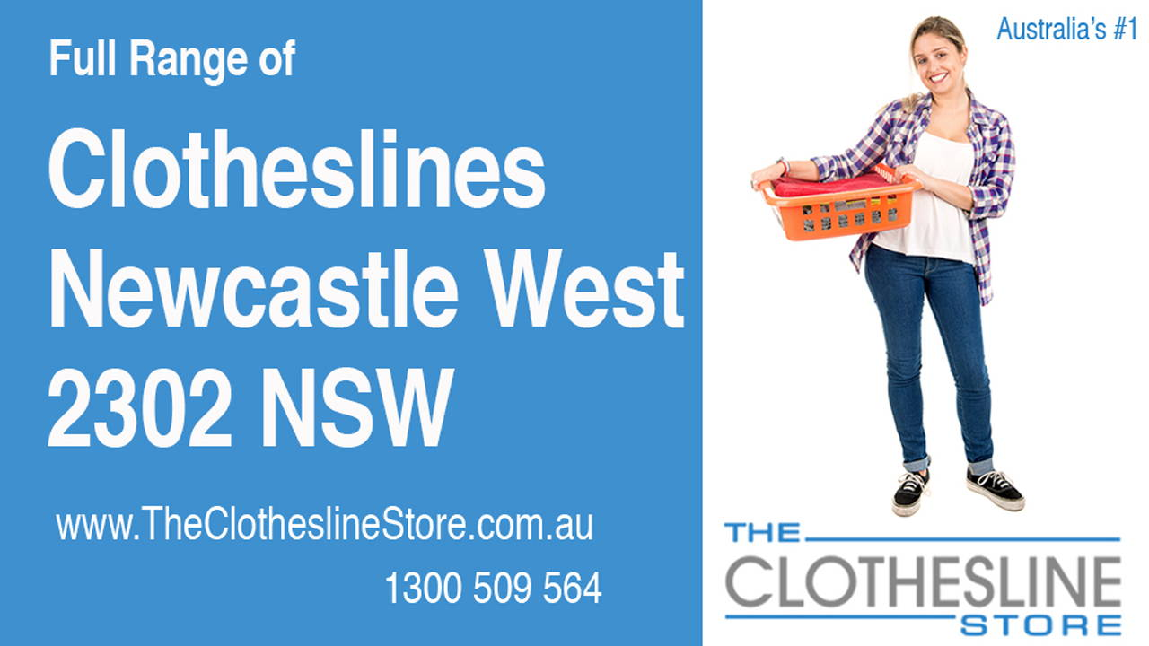 Clotheslines Newcastle West 2302 NSW