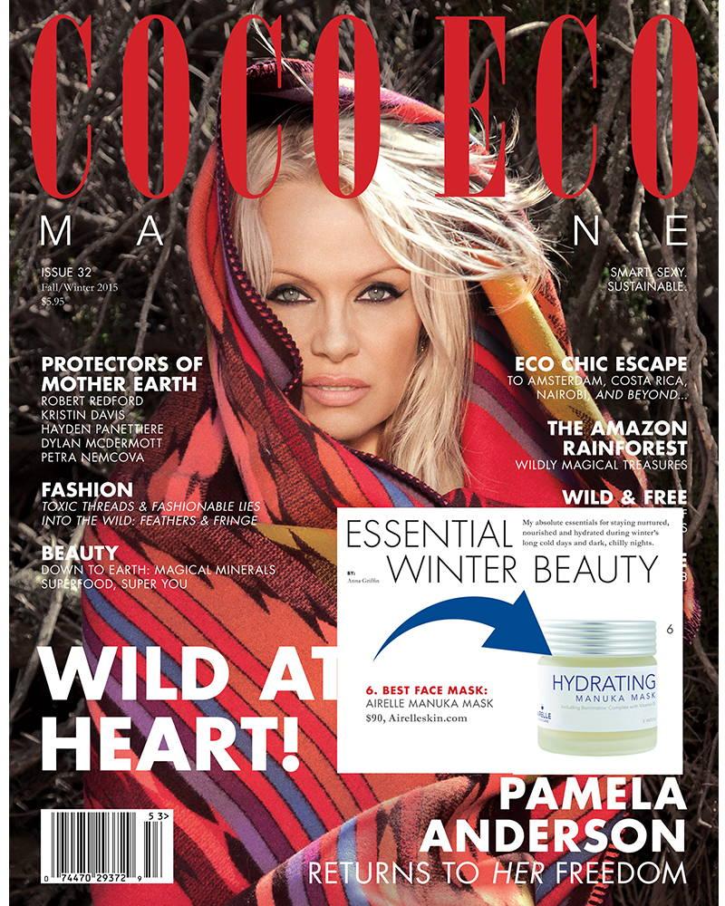 Coco Eco magazine cover