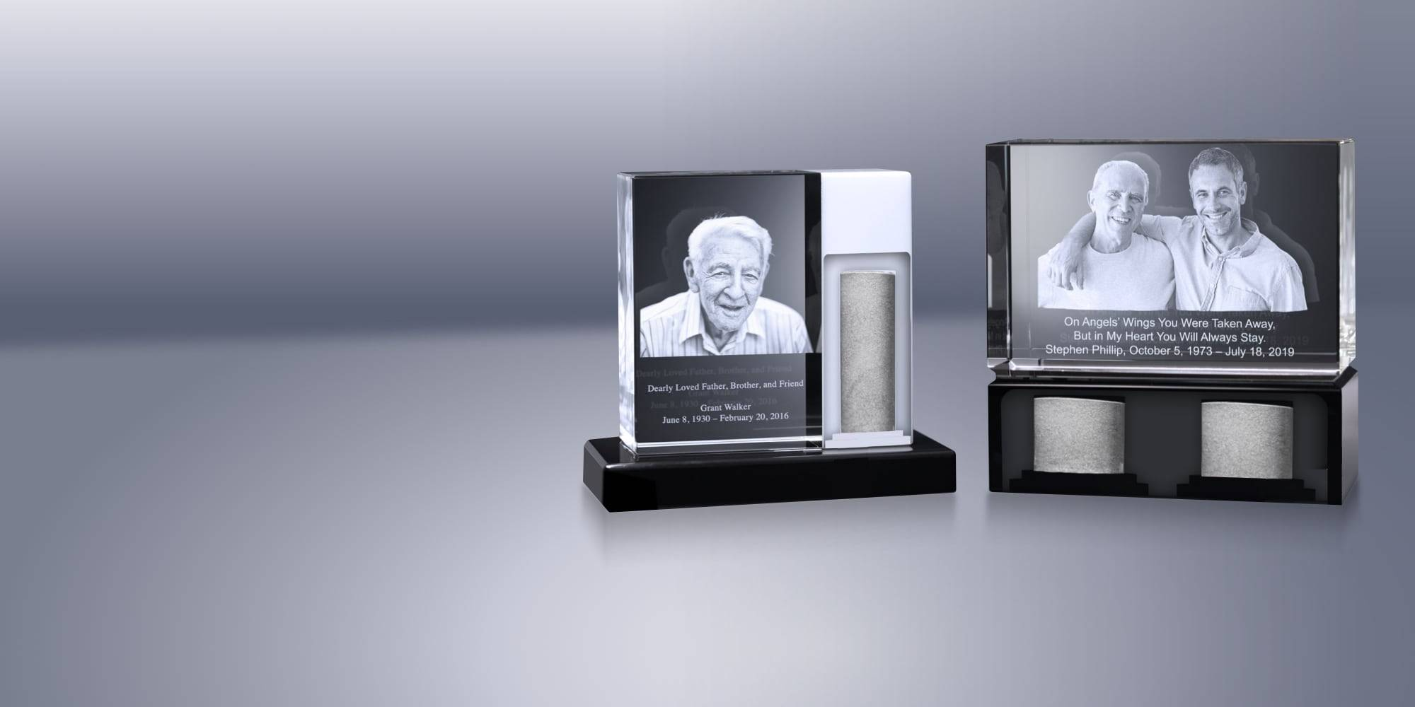 Memorial Urns for Human Ashes