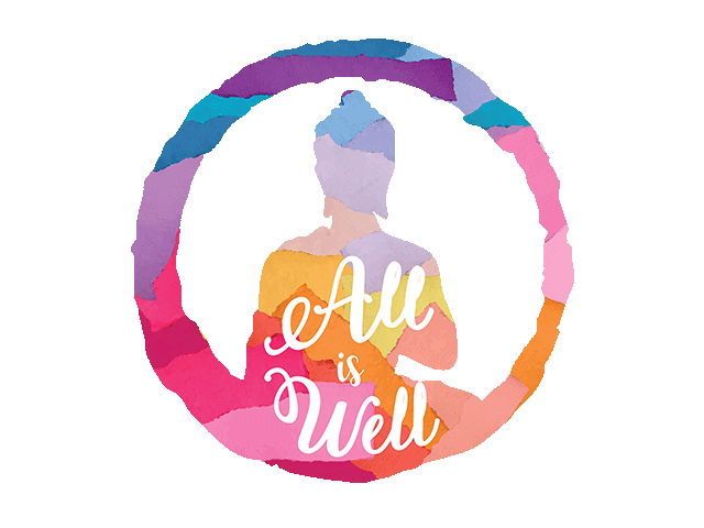 All is Well logo