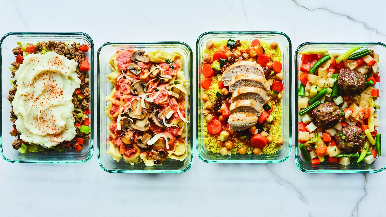 Les repas déjà cuisinés de Isabelle Huot Docteure en nutrition dans un article du Journal de Montréal