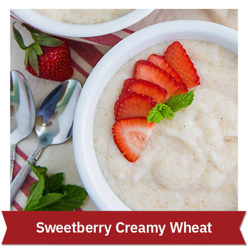 Sweetberry Creamy Wheat