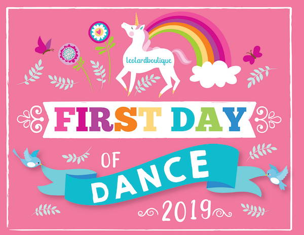 Giveaway and Free 2019 Back to Dance School Poster – The Leotard