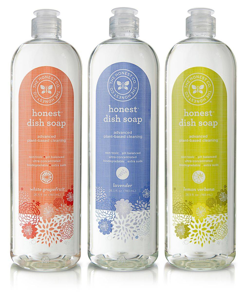 Honest Company Dish Soap
