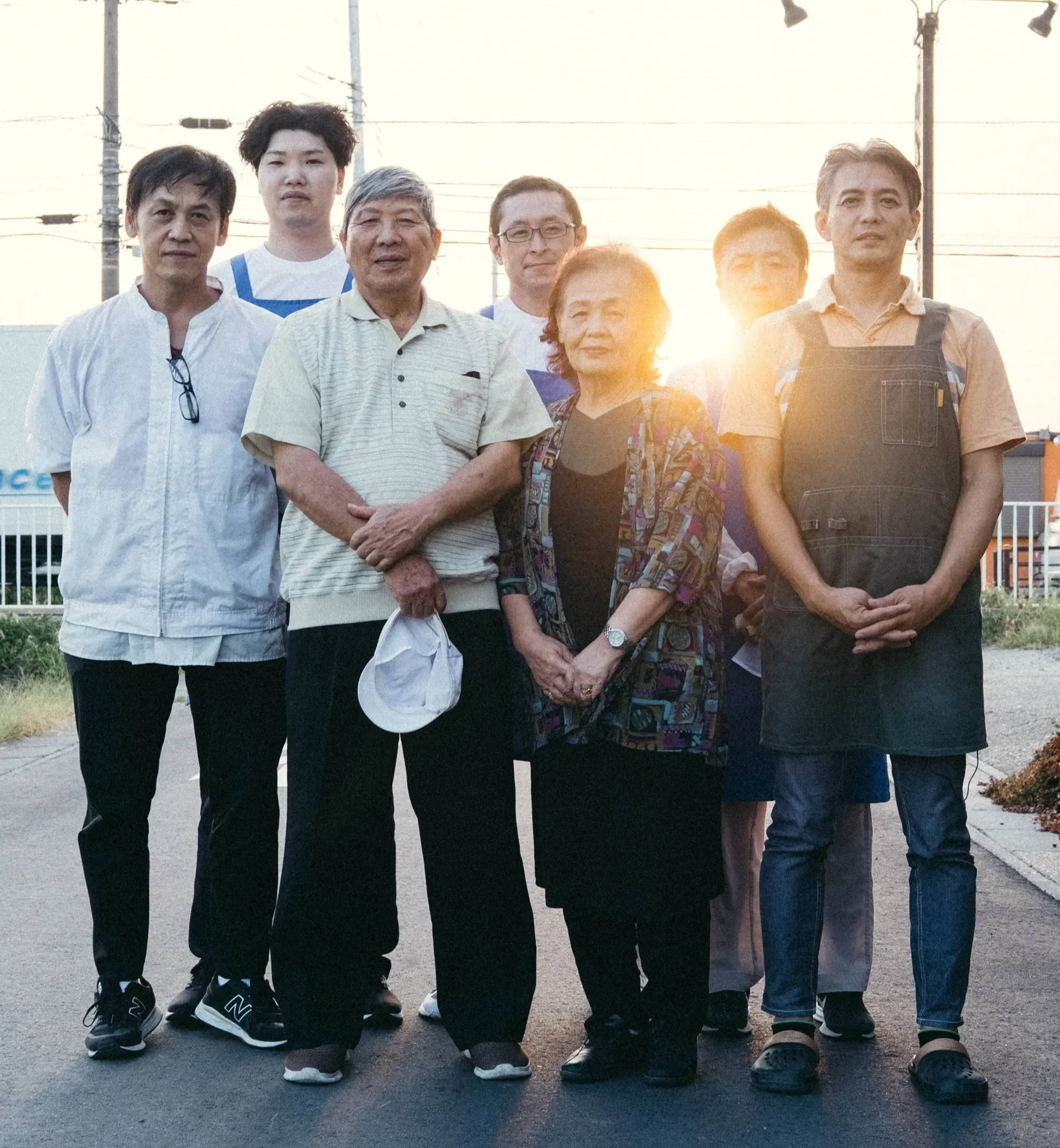 senbei lab rice cracker maker from saitama