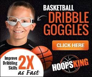 Dribble goggles