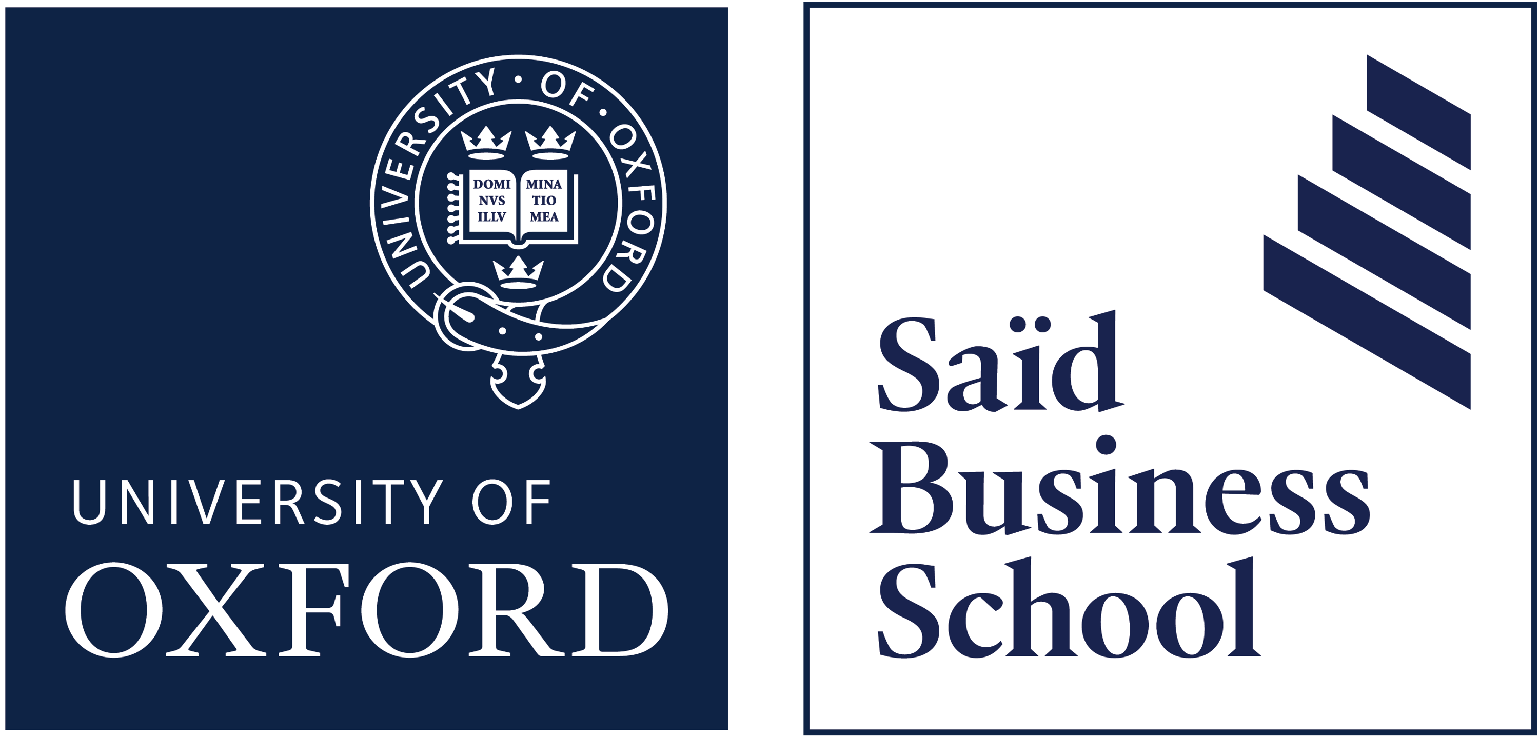 Saïd Business School, University of Oxford logo
