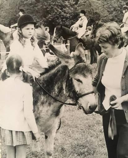 Alison Dunevein-Gordeon Donkeys and Drunken Dons