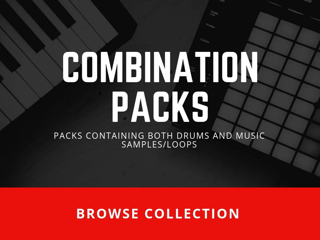 All SoundOracle Sound Packs containting Drums and Music Samples / Loops only