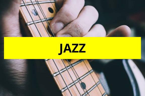 Jazz guitar string jewelry