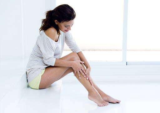 massage a small amount of the lotion into your whole body or selected body parts.
