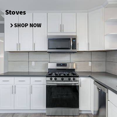 stoves, ranges, scratch and dent stove, scratch and dent range, sale stove, sale range, click here