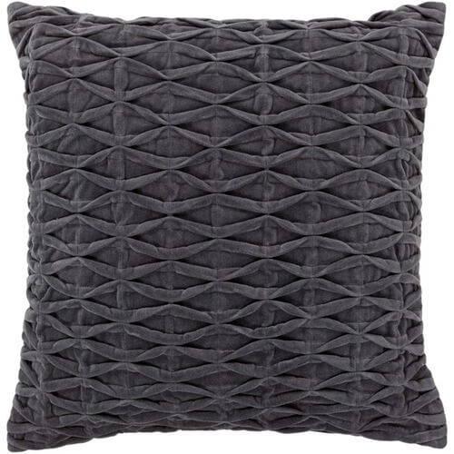 Chandra Cotton & Velvet Pillow