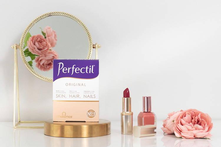 Perfectil Original On Dressing Table